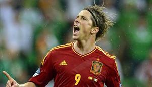 فرناندو توريس يحصل على الحذاء الذهبي لهداف يورو 2012