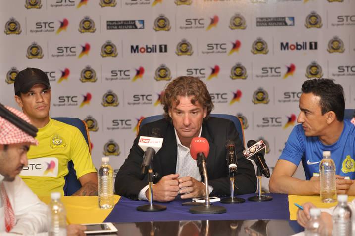 كارينيو: اشرك امام العربي اللاعب